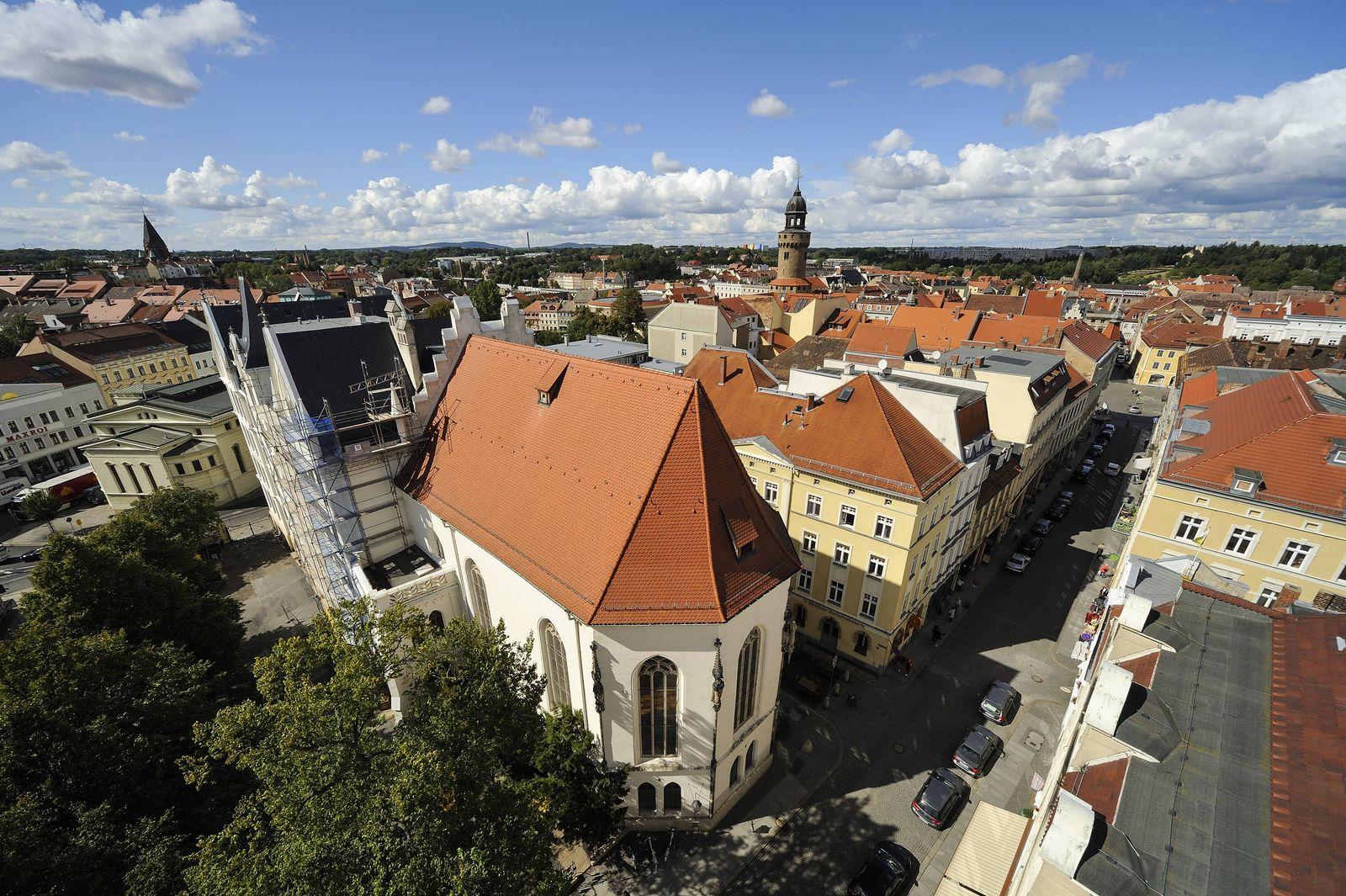 EINMALIGE VERWENDUNG Görlitz / Altstadt