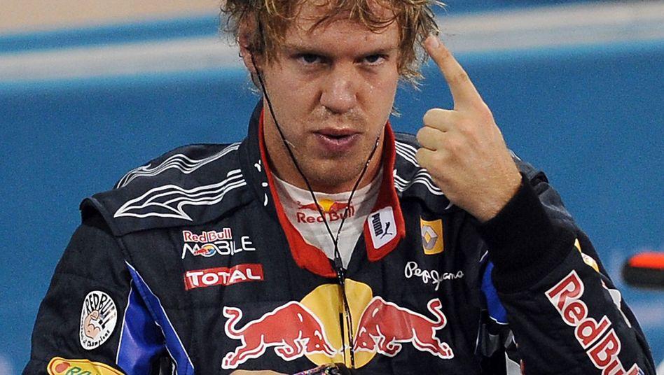 "Red-Bull-Pilot Vettel: ""Was immer jetzt auch kommt, ist ein Bonus"""