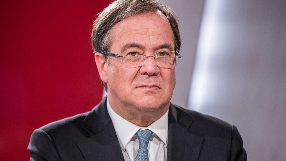 CDU-Chef und Kanzlerkandidat Armin Laschet