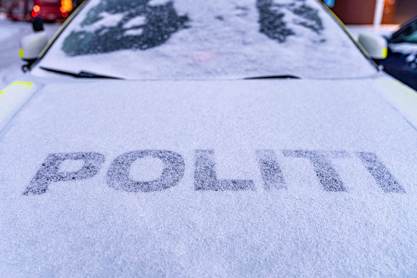 Tromso Police Car
