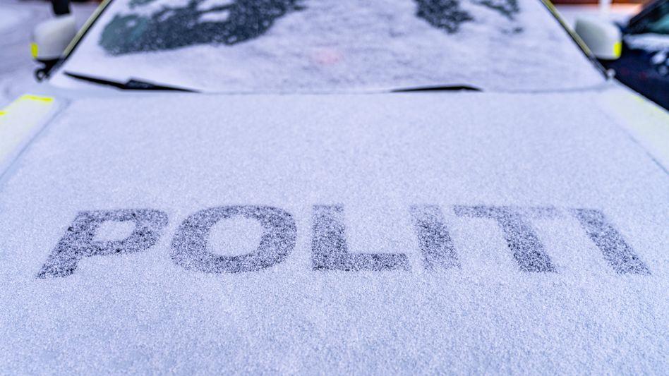 Polizeieinsatz in Norwegen (Symbolbild)