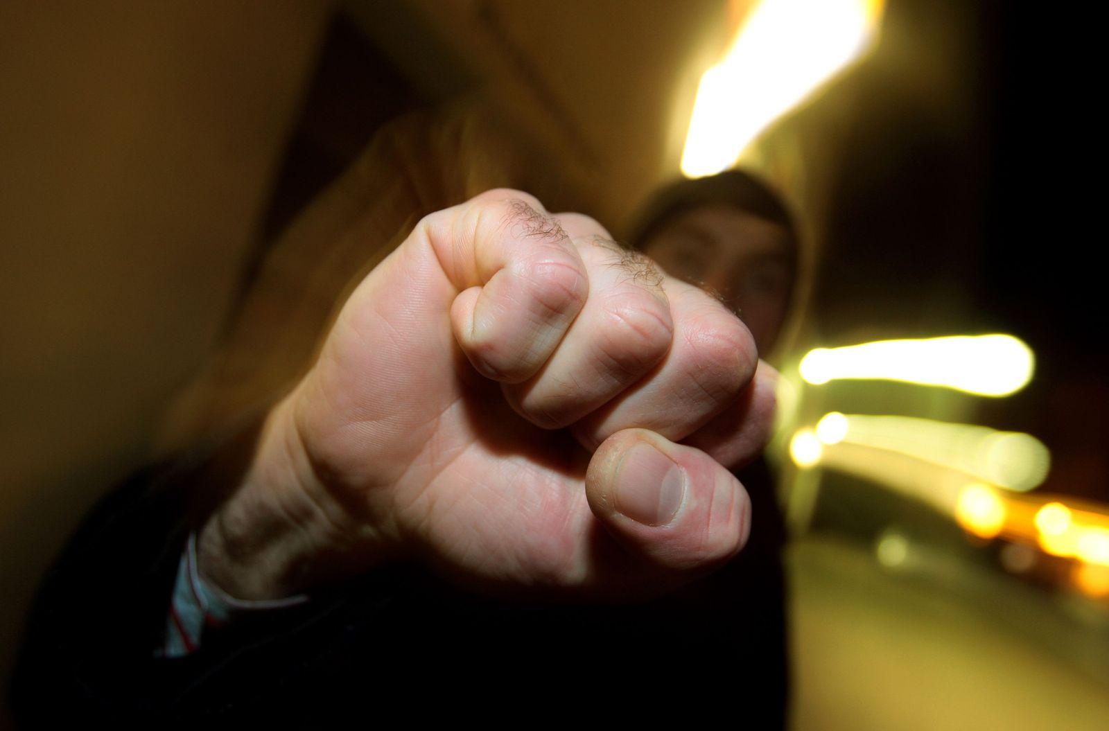 EINMALIGE VERWENDUNG KaSP Gewalt am Arbeitsplatz - Wie Betroffene sich schützen können