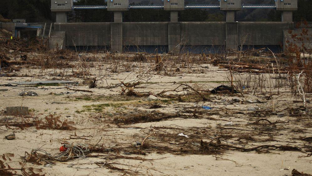 Rettender Wall: Abprallende Tsunamis