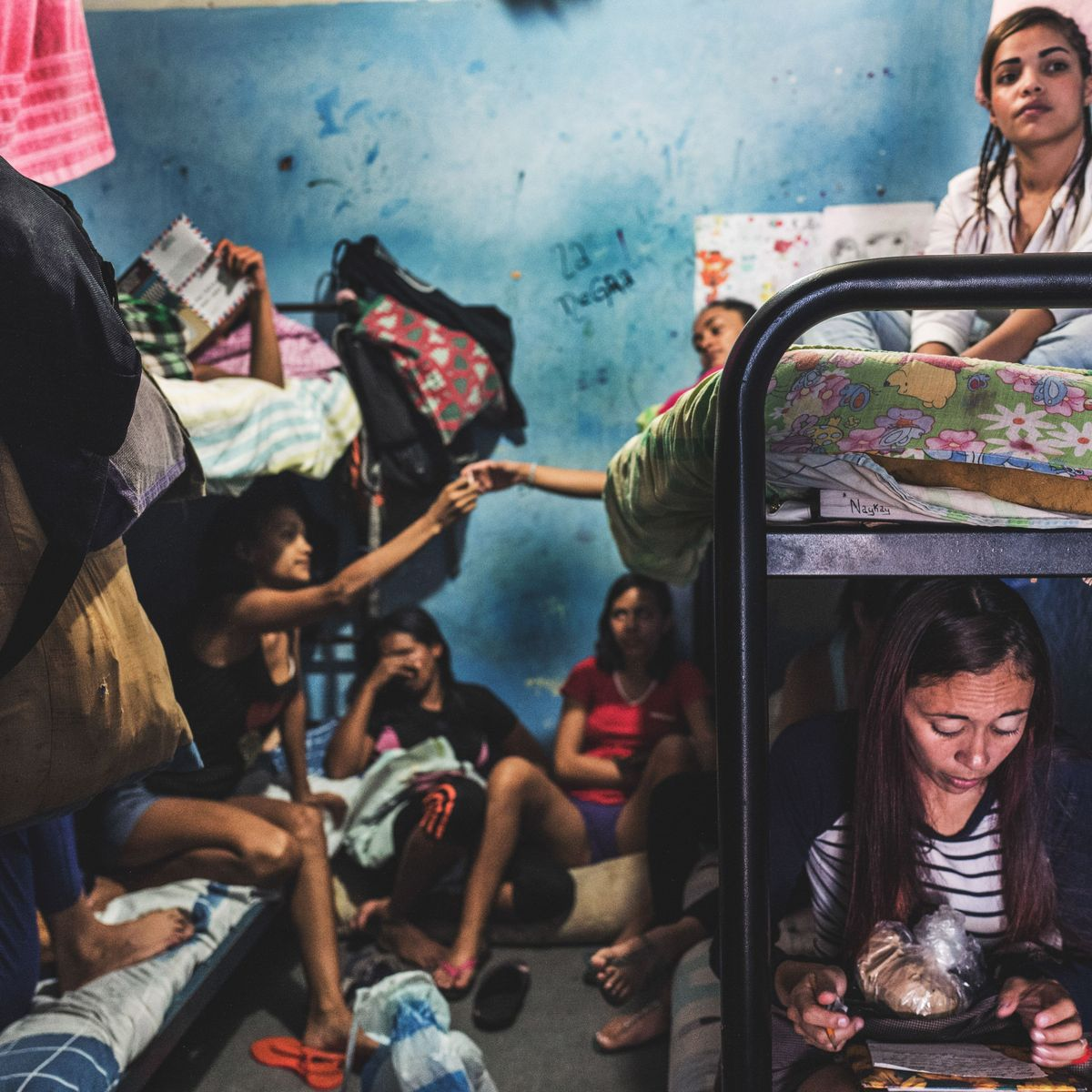 venezolanischen frauen nackt