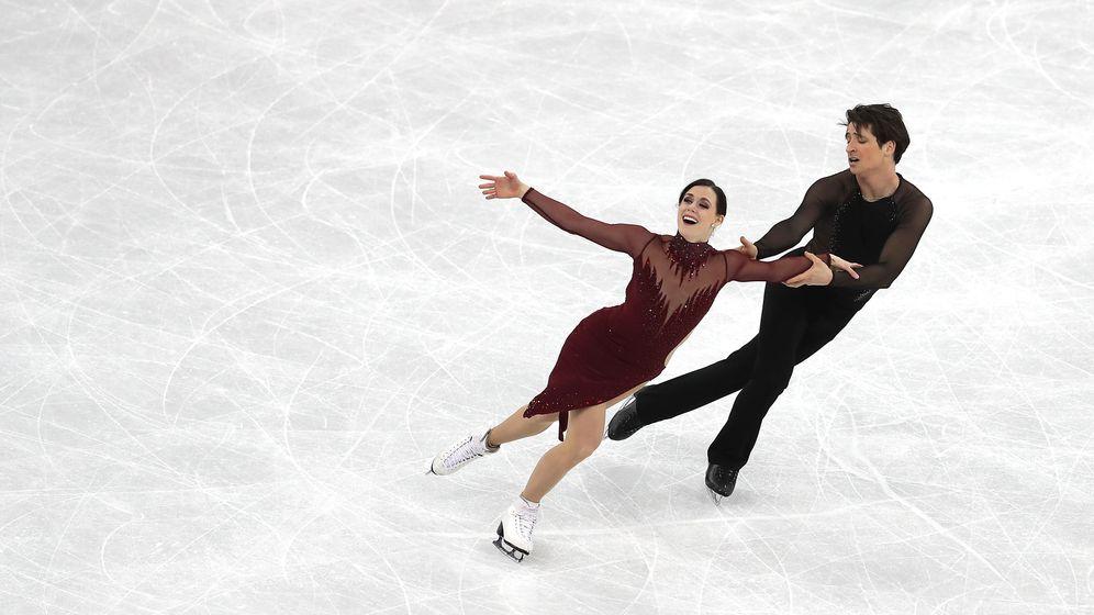 Eistanz in Pyeongchang: Foxtrott, Tango, Walzer und ganz viel Gefühl