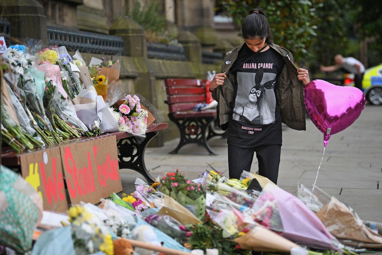 Manchester/ Trauer