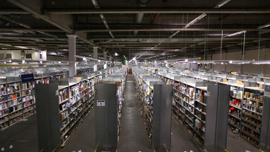 Amazon-Logistikzentrum (in Werne)