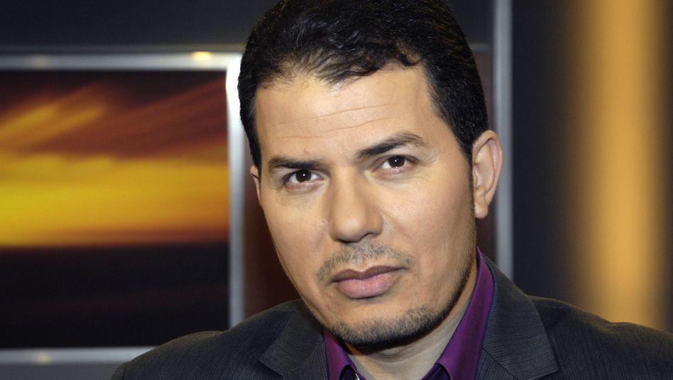 Publizist Abdel-Samad bei Auftritt im deutschen Fernsehen: Hetze gegen den Politologen