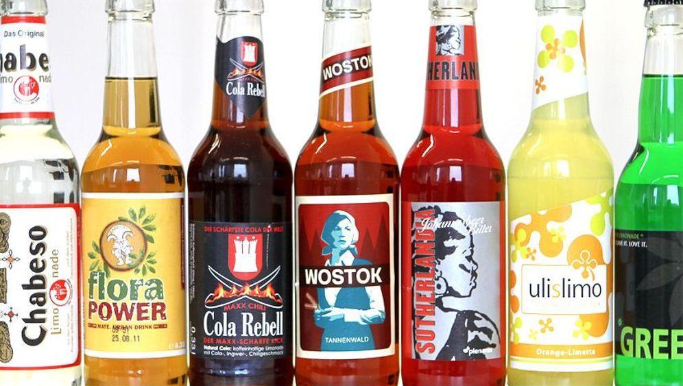 Getränkemarken: Konkurrenz für Cola und Co.