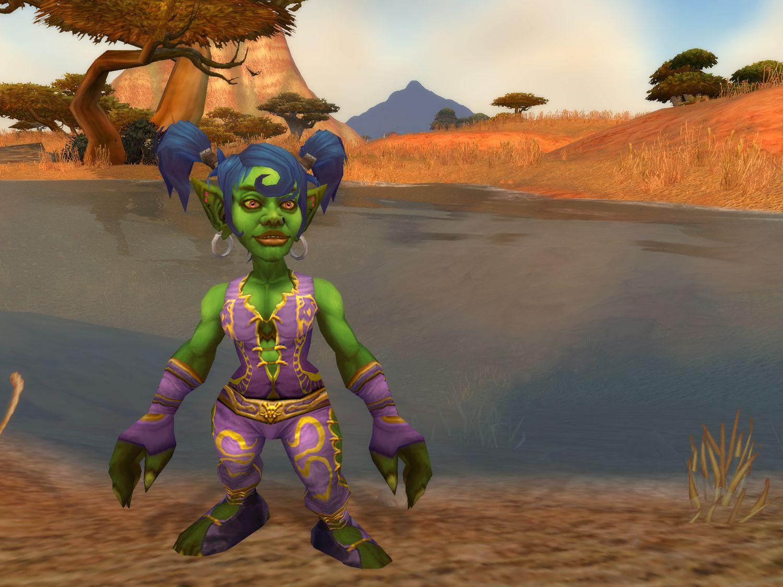SCREENSHOT World of Warcraft