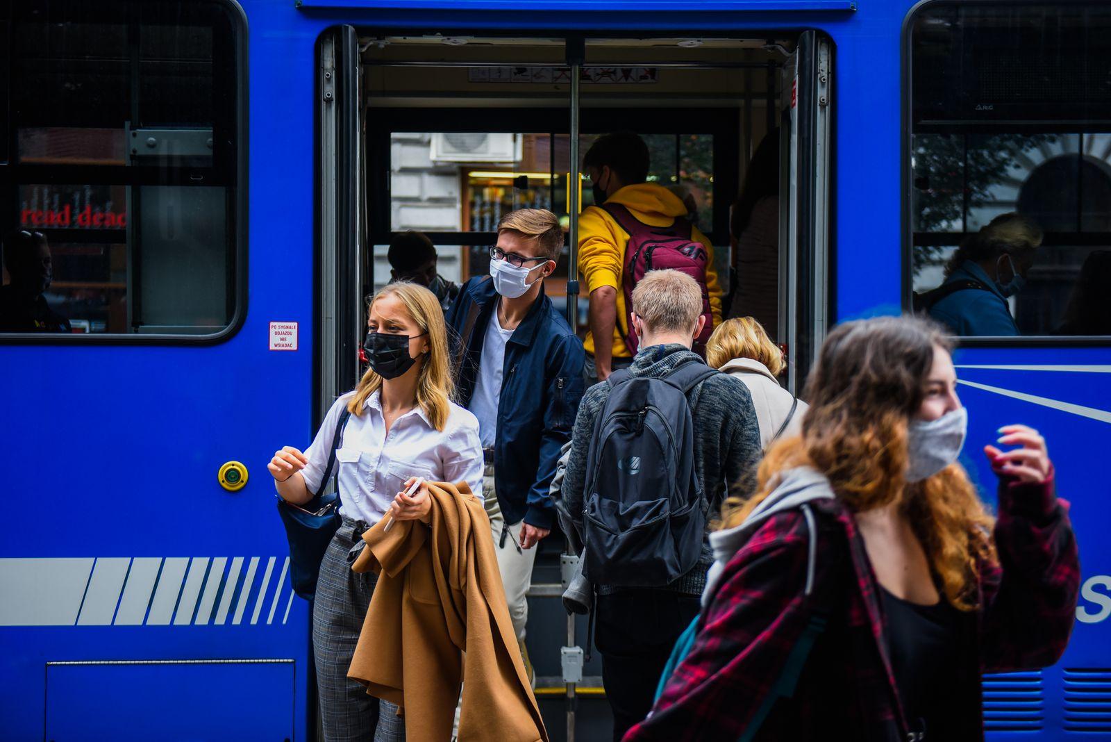 Poland Daily Life Amid Coronavirus Pandemic