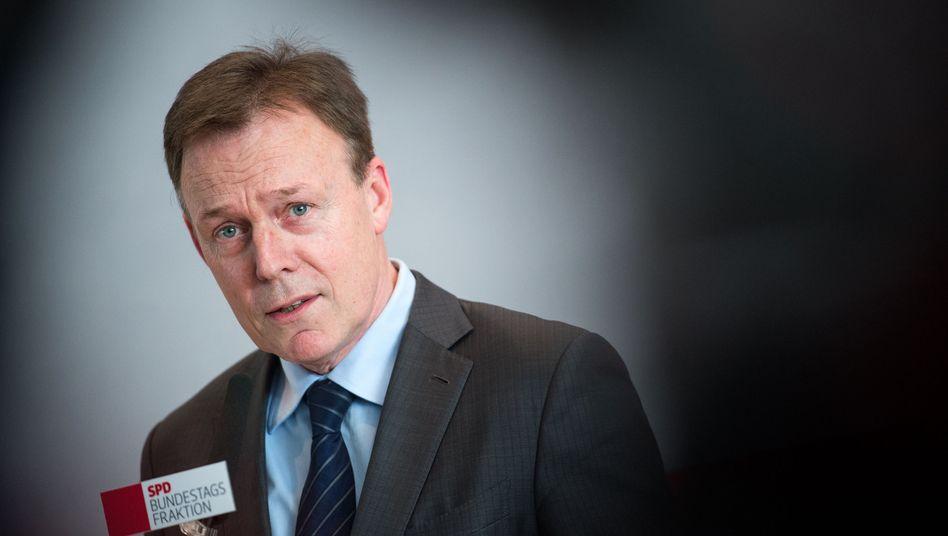 SPD-Fraktionschef Oppermann: Im Visier der Union