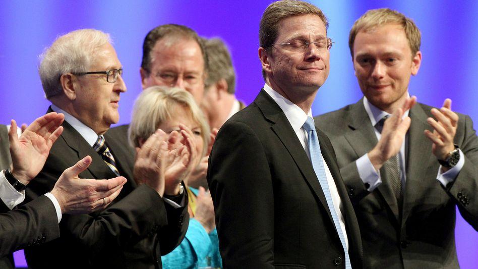 Einst gefeierter FDP-Chef Guido Westerwelle: Schön war die Zeit