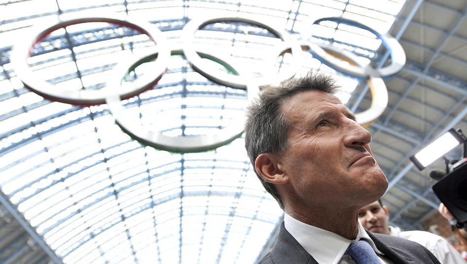 Olympia-Organisator Sebastian Coe: Ärger um Sponsor Dow Chemical