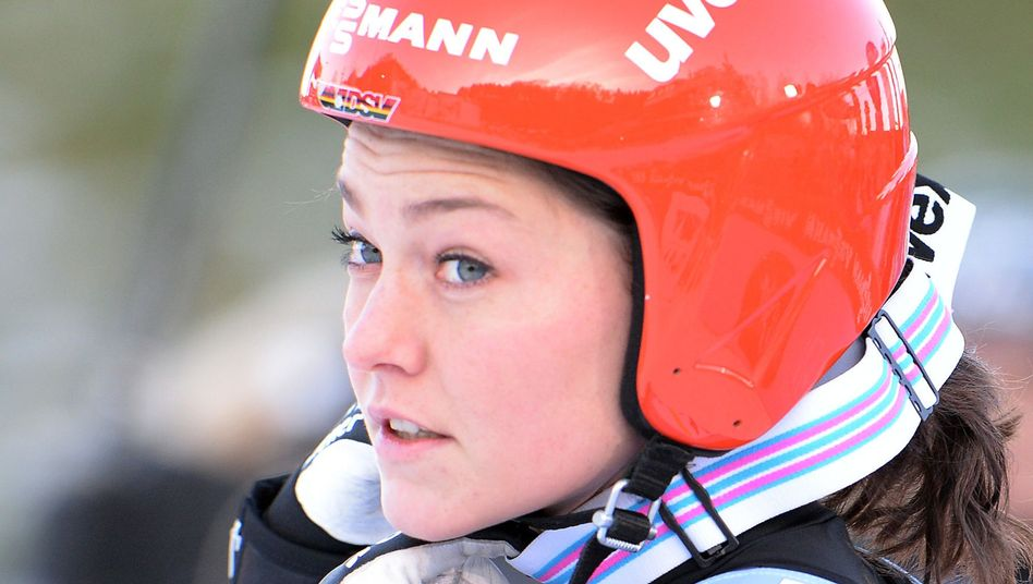 Skispringerin Vogt: Gelungene WM-Generalprobe