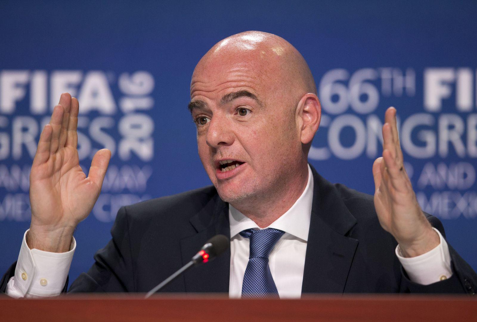 Mexico FIFA Congress