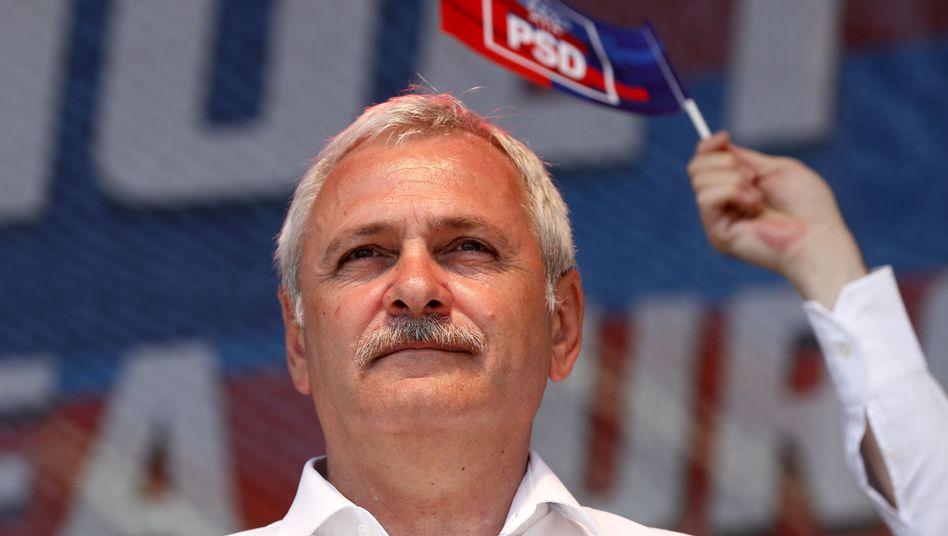 Liviu Dragnea: Symbol für Korruption, Vetternwirtschaft und Amtsmissbrauch