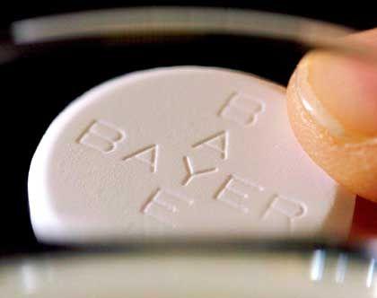 Die Aspirin am Morgen: Gut gegen Schmerzen, aber ein Krebsrisiko?