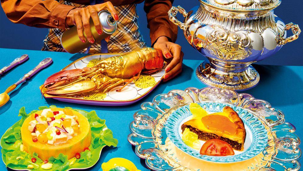"""Bildband """"Visual Feast"""": Das Auge isst mit"""