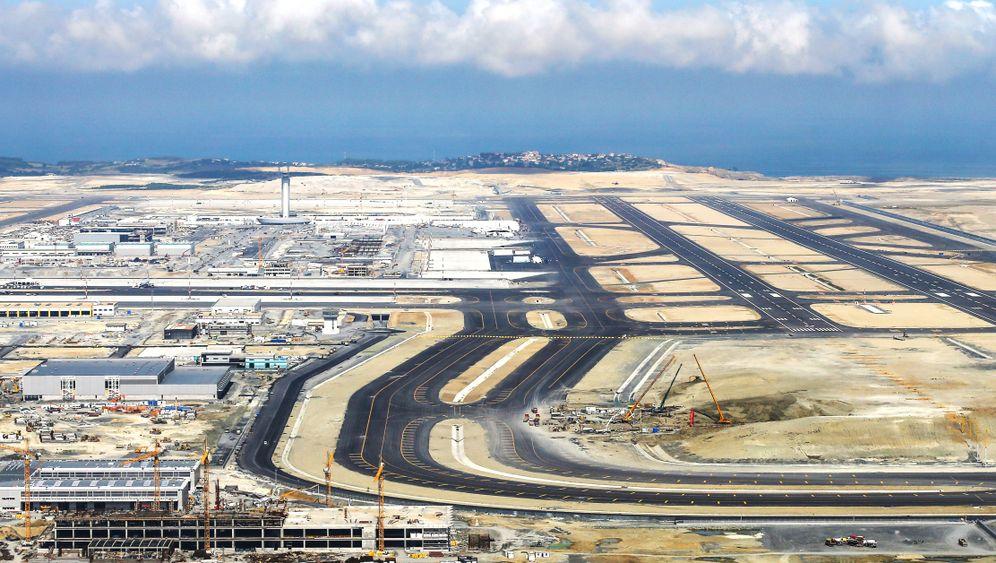 Neuer Airport in Istanbul: Eröffnung wieder verschoben