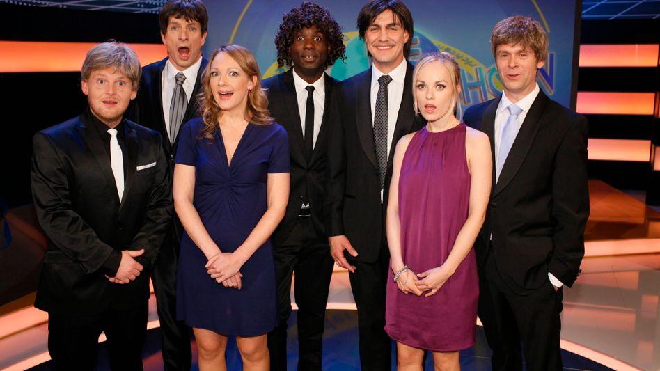 """""""Wochenshow""""-Team: Wer hätte gedacht, dass man sich Pocher zurückwünschen würde?"""