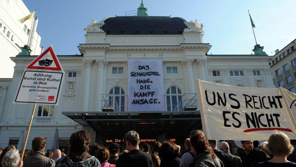 Kulturkrise in Hamburg: Erst Rotstift ansetzen, dann reden