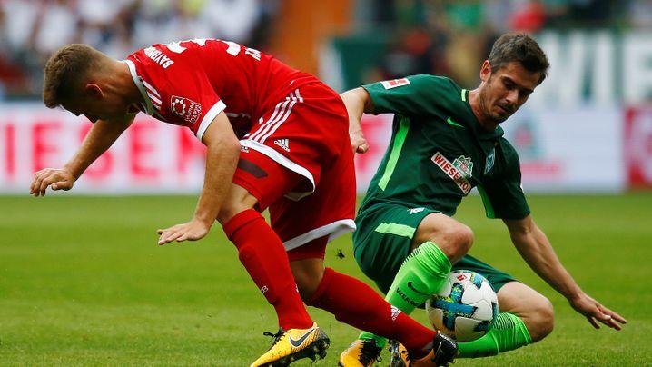 Bundesliga: Badstuber erlöst VfB und sich selbst
