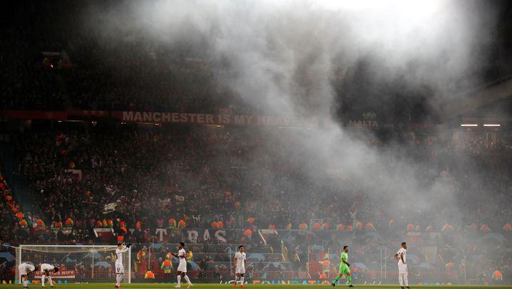 Champions League: Hartes Hinspiel