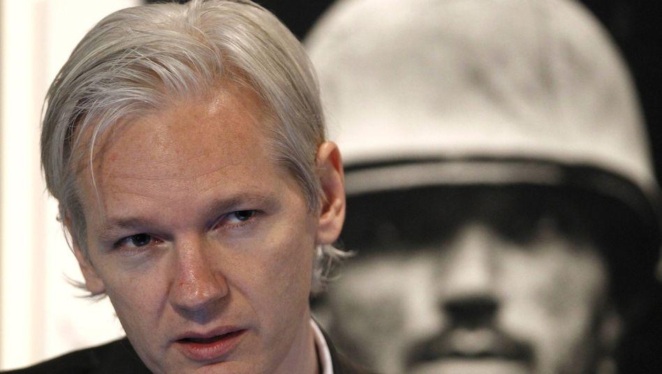 WikiLeaks-Gründer Assange: Enthüllungsportal mit Server-Problemen