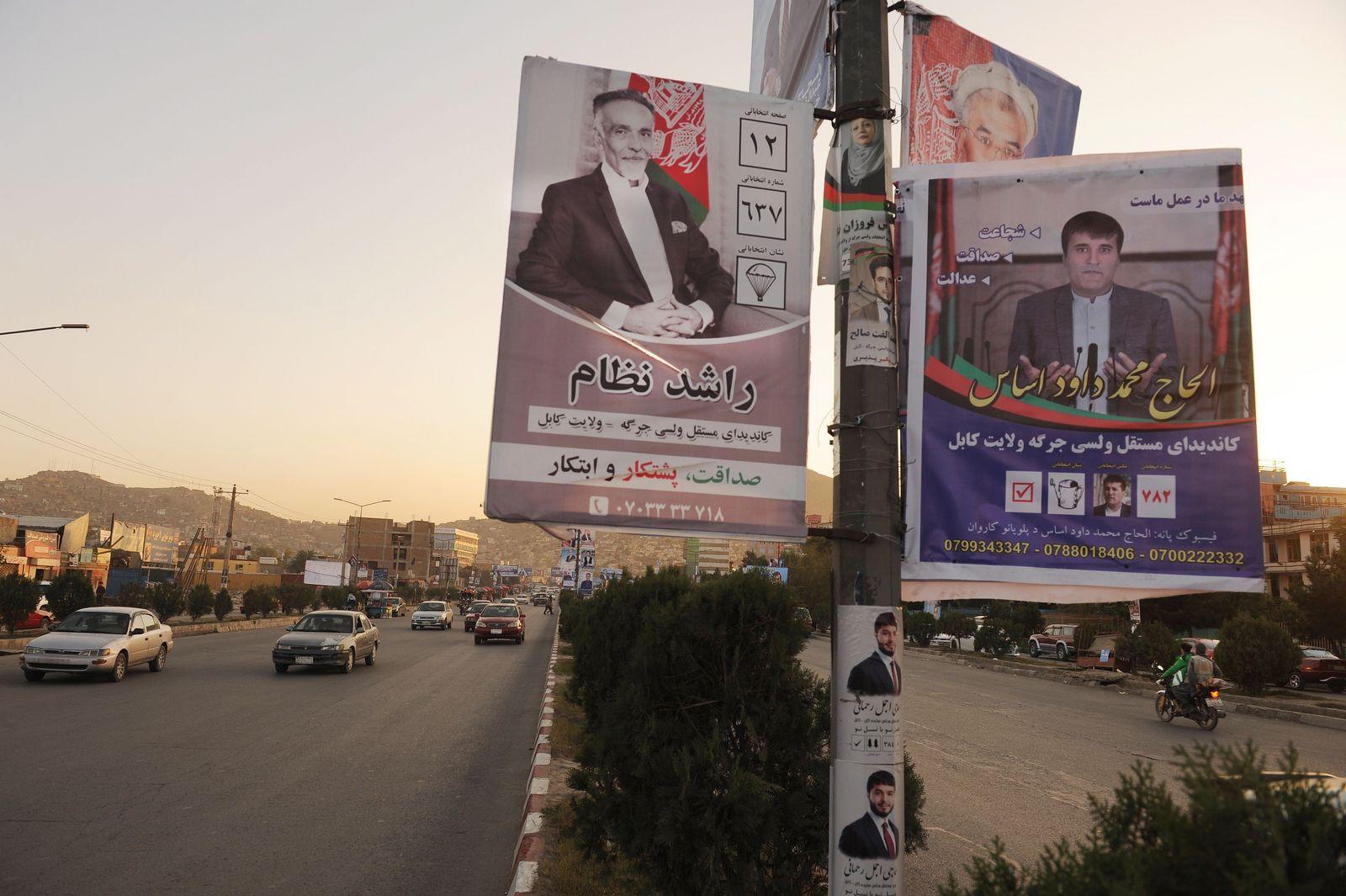 Afghanistan/ Wahl/ Taliban