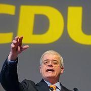 """Ex-CDU-Landeschef Böhr: """"Rechtliche Trennung strikt beibehalten"""""""