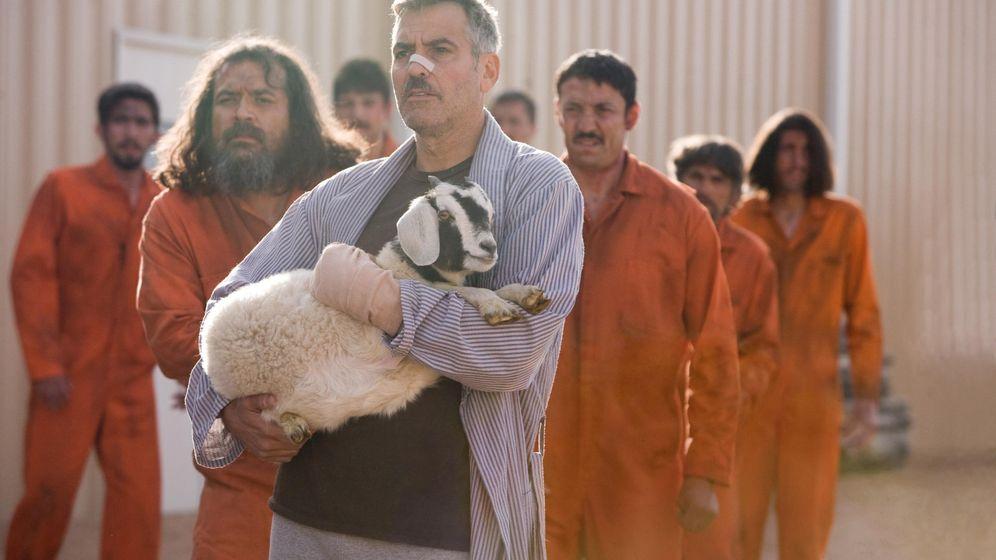 """Filmsatire """"Männer, die auf Ziegen starren"""": Habt euch lieb"""