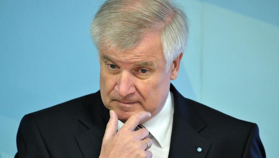 """Bayerns Ministerpräsident Seehofer: """"Was in der Staatskanzlei geschieht, verantworte ich"""""""