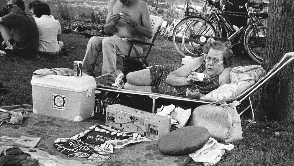 Ruhrgebiet in den Achtzigern: Pudel, Wampen, Männerchöre