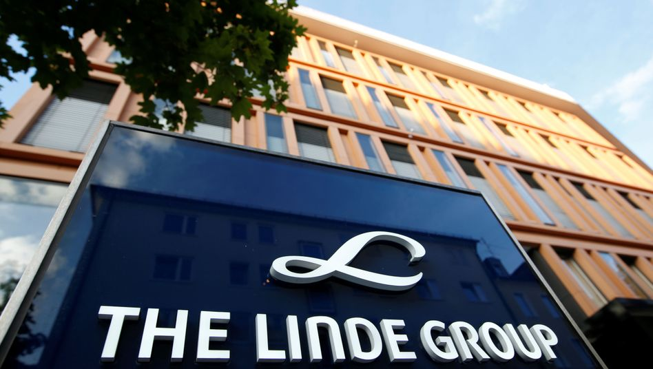 Linde-Zentrale in München