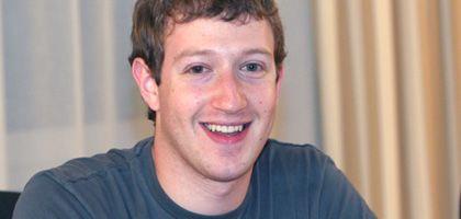 Facebook-Gründer Zuckerberg: Milliardär mit müden Augen