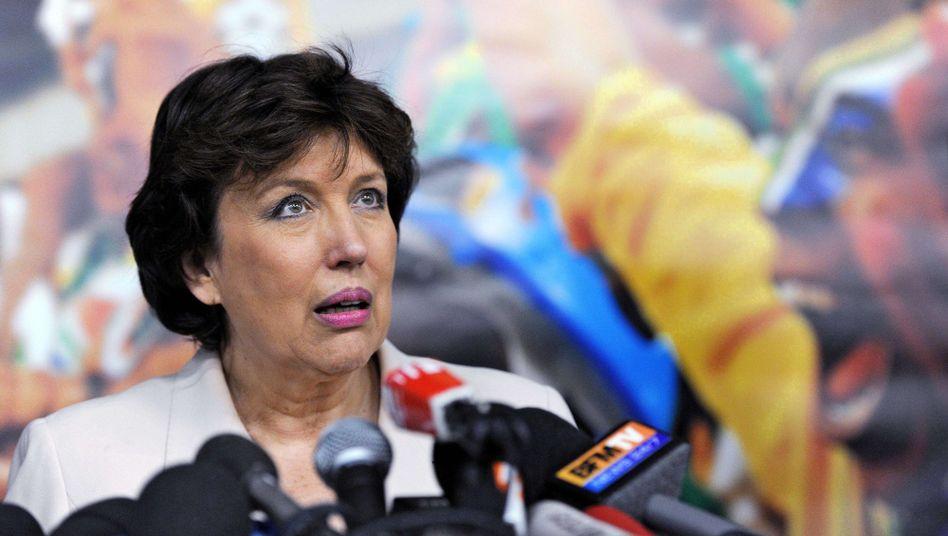 """Französische Ministerin Bachelot: """"Man muss Freier bestrafen"""""""