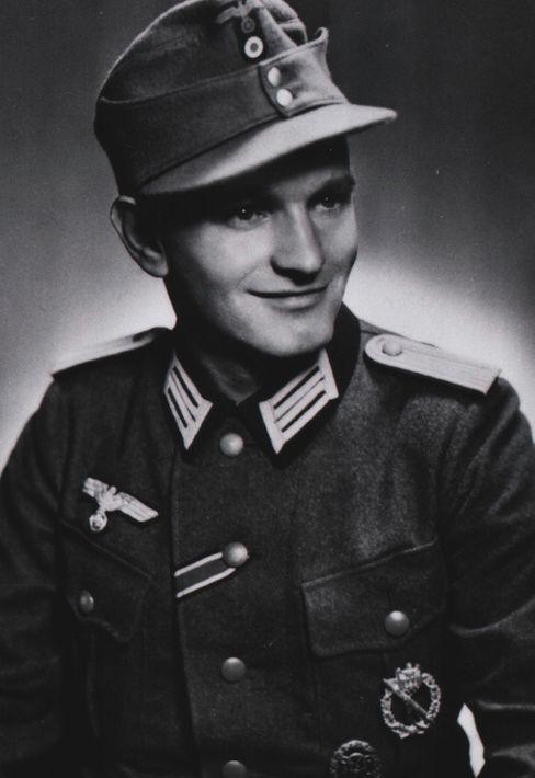 HJ-Führer Viktor Brandl: Hoffte auf ein Gespräch mit Hitler