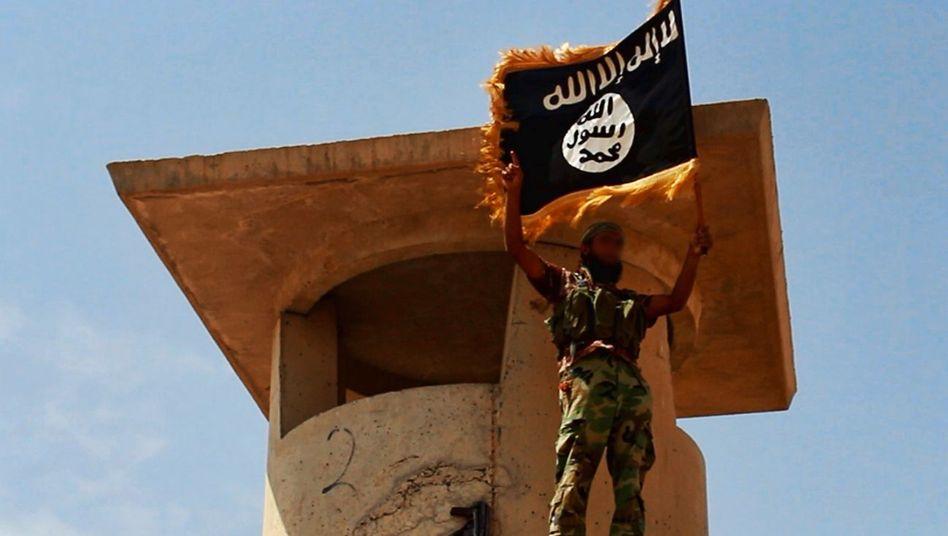 """Kämpfer des """"Islamischen Staates"""": Schläferzellen bereiteten die Feldzüge in Syrien vor"""