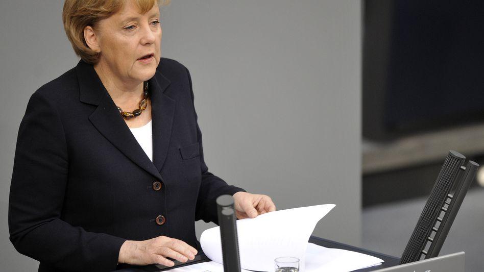 """Merkel-Erklärung zu Afghanistan: """"Unsere Soldaten leben in ständiger Angst"""""""
