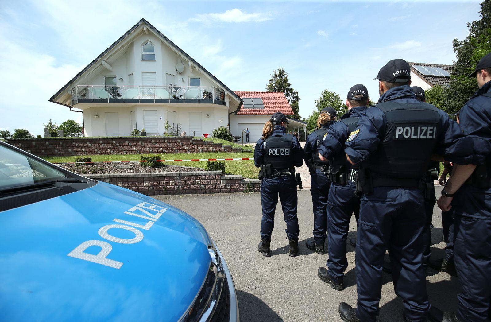 Fall Lübcke/ Ermittlungen/ Polizei