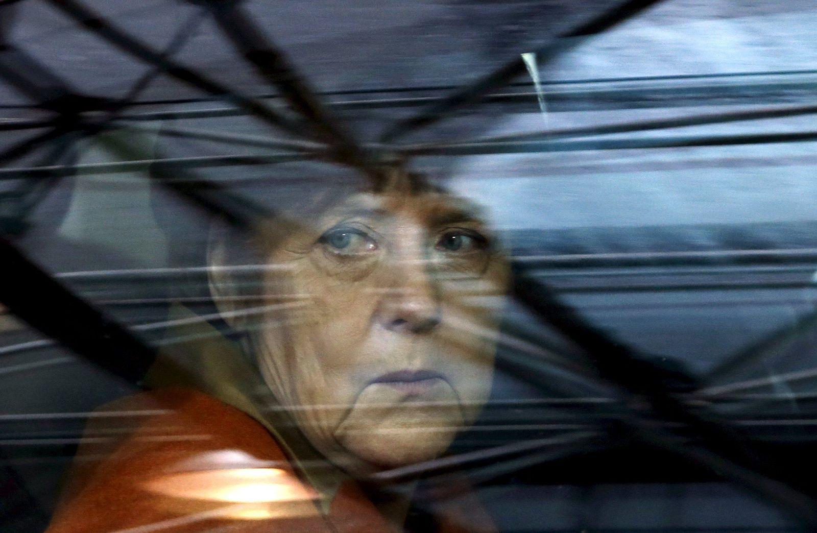 Merkel / EU-Gipfel Brüssel