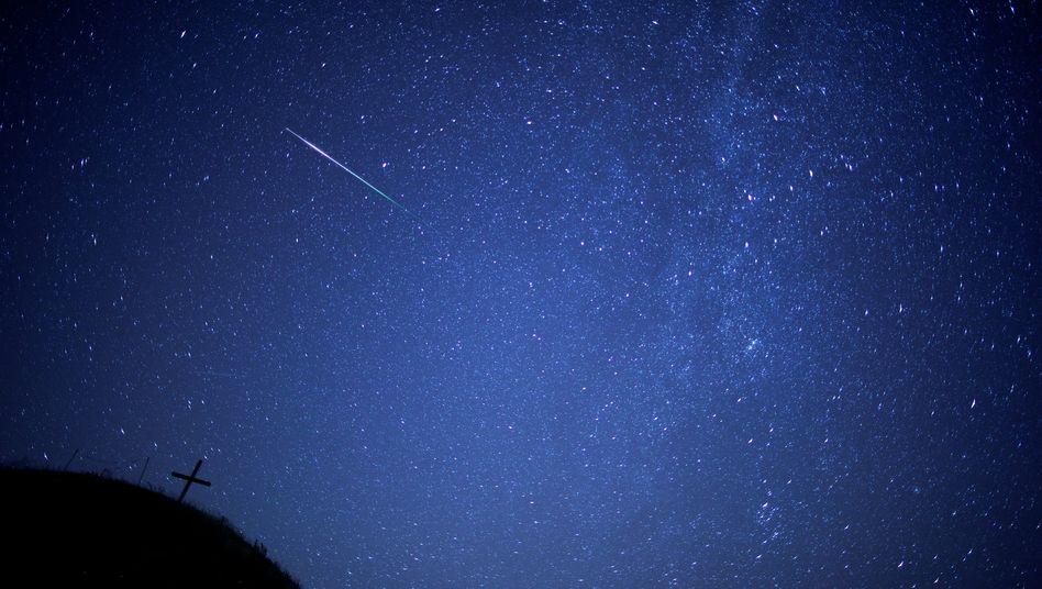 Zwischen dem 11. und 13. August wird in Deutschland ein Himmelsspektakel erwartet