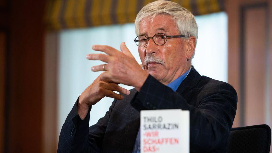 Autor Sarrazin: »Politik und Eitelkeit«