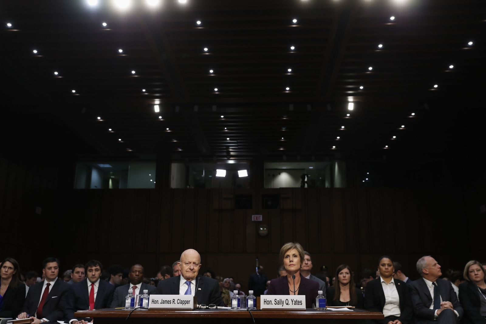 Anhörung Senatsausschuss