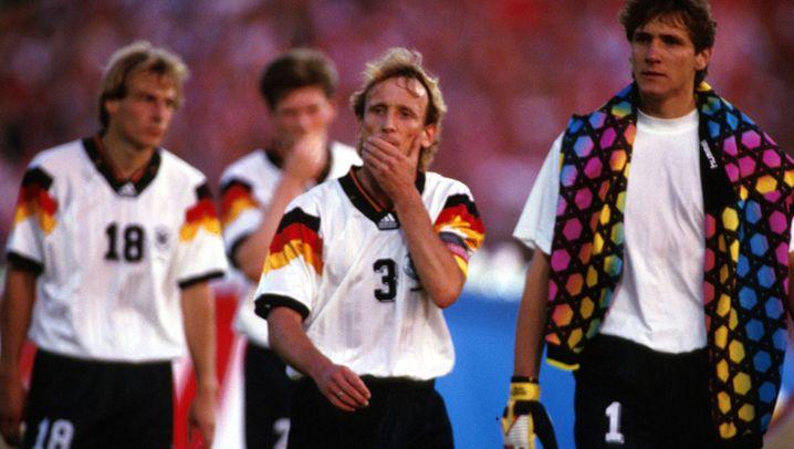 DFB-Blamagen: Die schlimmsten Schlappen der deutschen Nationalelf