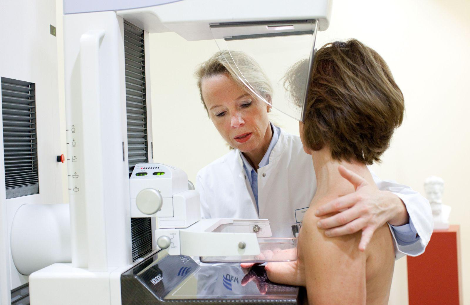Mammographie / Radiologie / Krebsvorsorge