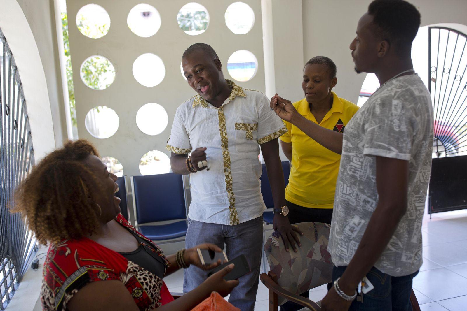 Haiti LGBT Death