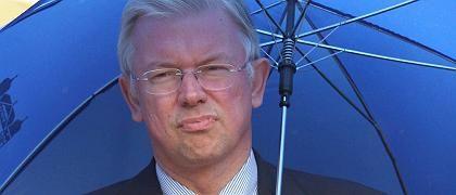 Wahlkämpfer Koch: Musste in Hessen Justizprobleme eingestehen