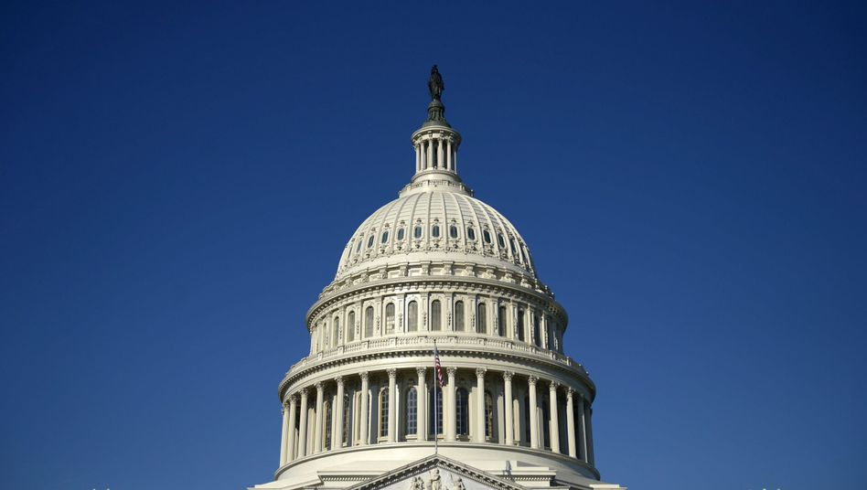 US-Kongress in Washington: Abgeordnete wollen Einreise von Uno-Botschafter verhindern